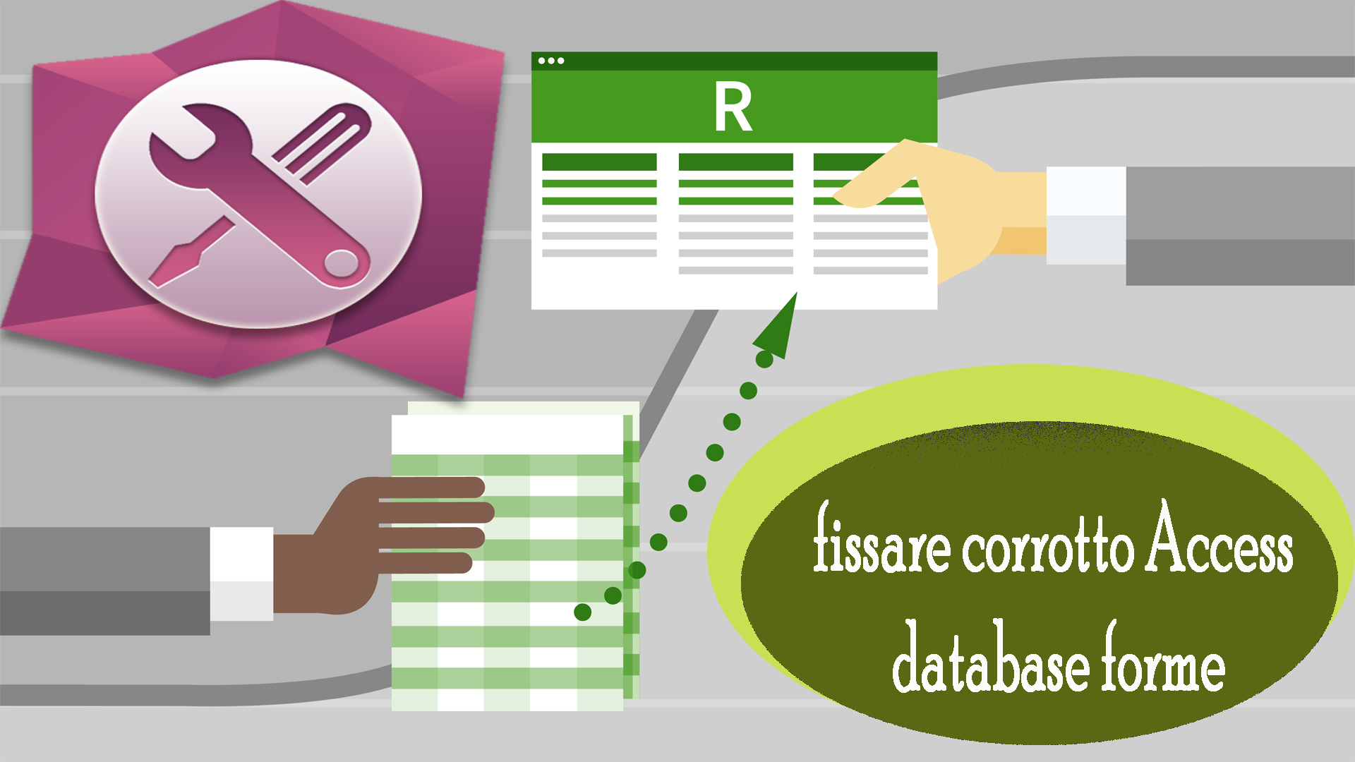fissare-corrotto-access-database-forme